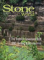 Stone World September 2019 issue cover