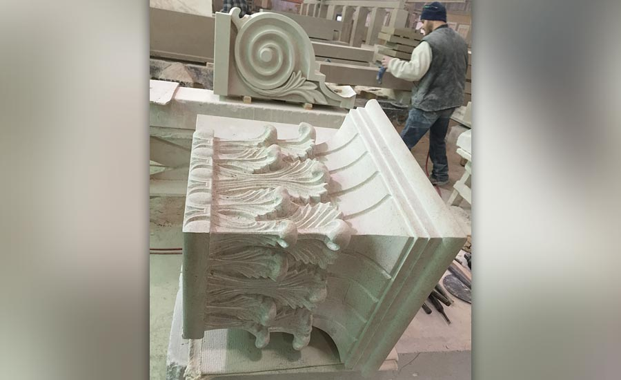 Galloy & Van Etten's reputation for producing quality stone products