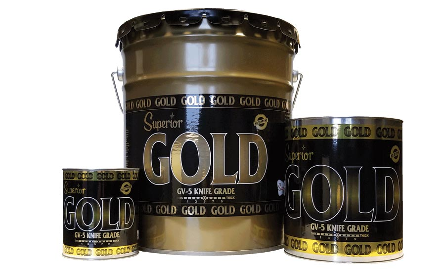 Superior Gold- Superior Adhesives
