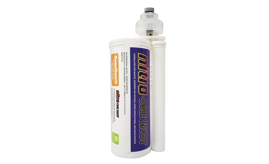 Nitro One Shot® Adhesives- GranQuartz