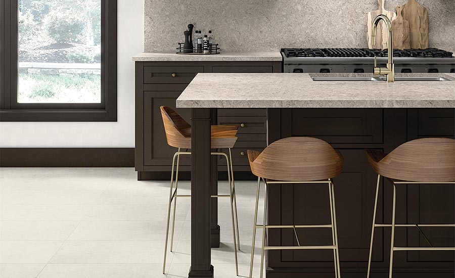 quartz surfacing is trending