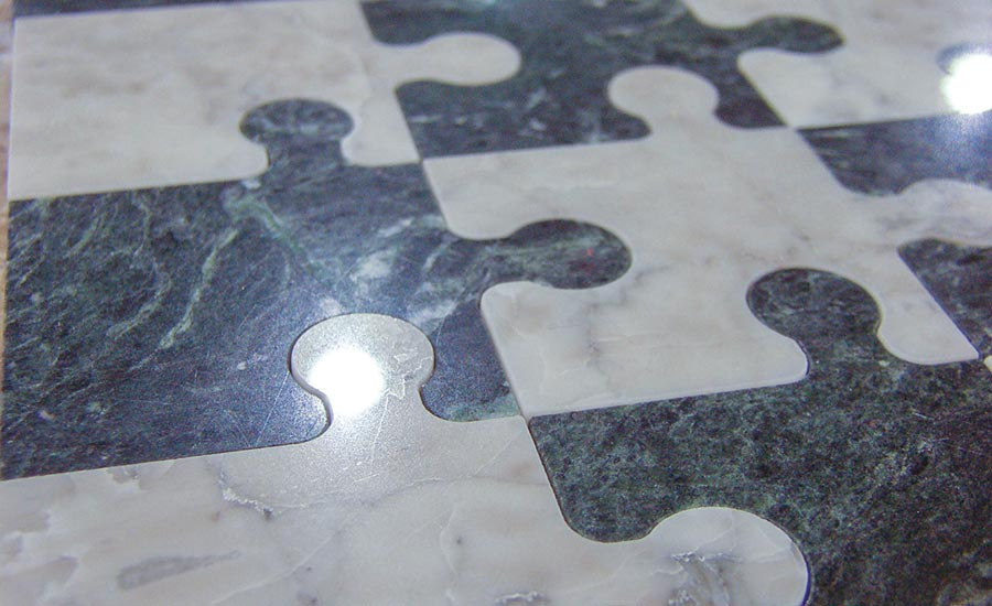 waterjet a perfect tool for intricate stone cutting jobs