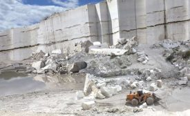 Durango Stone maintains 14 quarries,