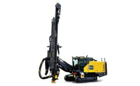 PowerROC D60 hydraulic DTH-rig from Epiroc
