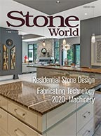 Stone World January 2020 Cover