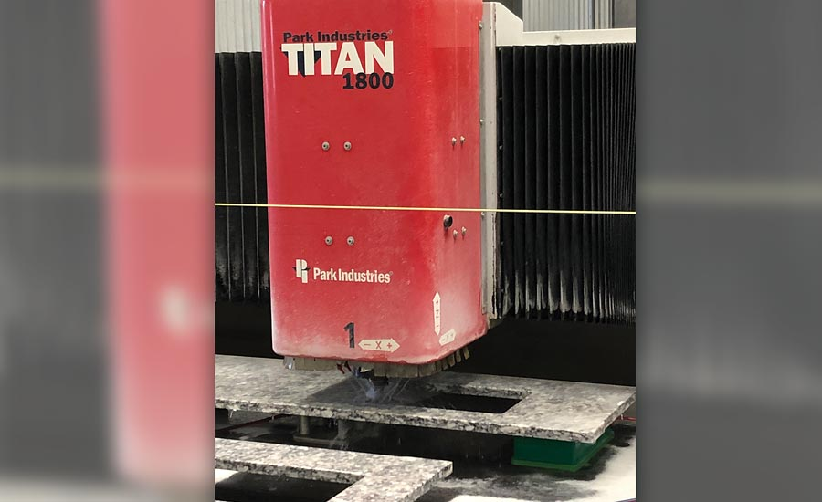 Titan CNC routers