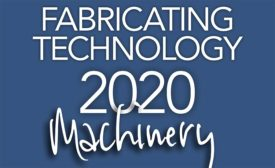 Fabricating Technology 2020 Machinery
