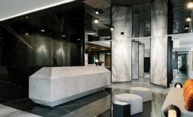 Moderno Porcelain Works' Houston, TX-based showroom