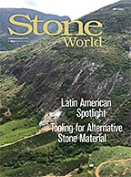 Stone World May 2020 Cover