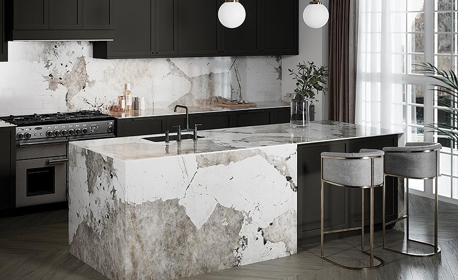 Dekton, alternative stone material