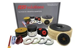 NSI Solutions Top Polish Kit for natural granite and quartzite