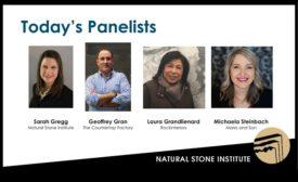 Natural Stone Institute Webinar- COVID-19