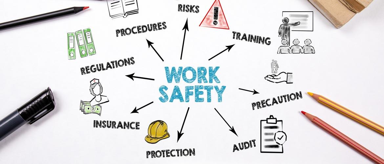 Safety protocol for slab handling