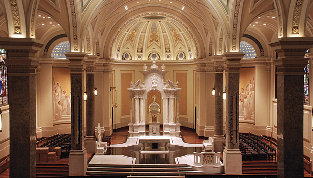 Cathedral of the Immaculate Conception; Wichita, KS