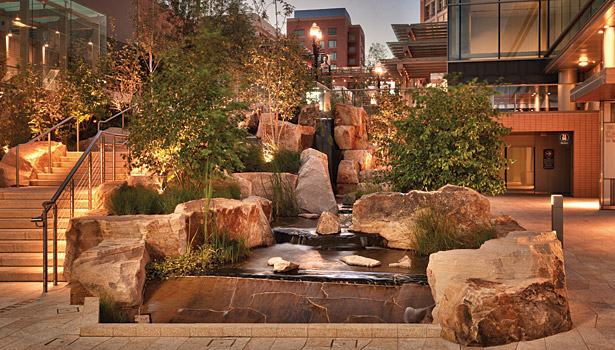 City Creek Center; Salt Lake City, UT
