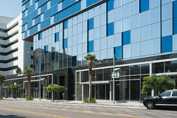 Beverly Hills office building renovation
