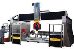 OMAG Blade 5 CNC Work Center