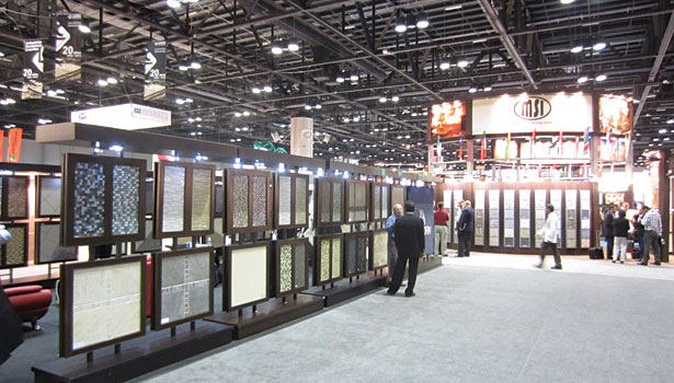 Coverings 2013 product lineup