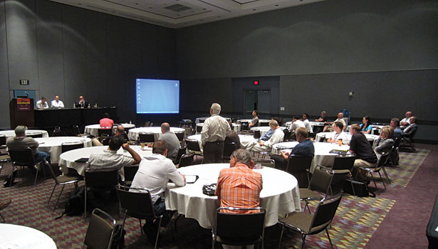 extensive seminar program at Coverings