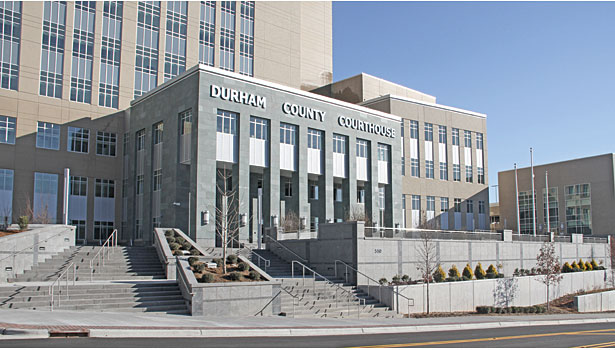 Durham County Justice Building