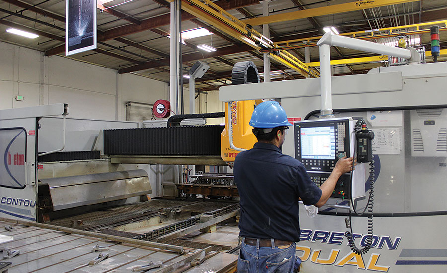 Fabricators Share Experiences With Cnc Technology 2015
