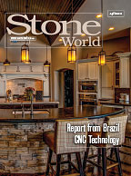 Stone World April 2015 cover