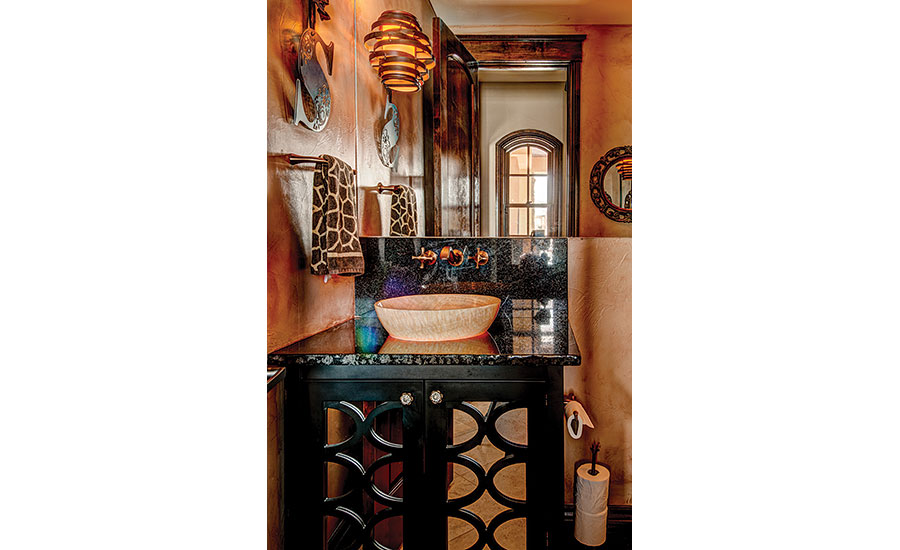 Galaxy Black granite sink