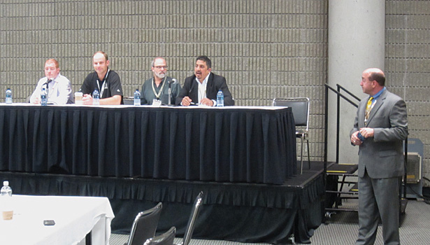 fabricator forum coverings 2013 panelists