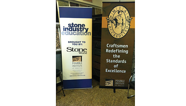 MIA/Stone World industry education series