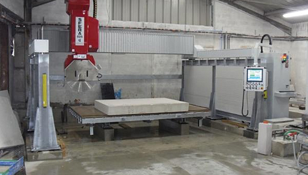 Noat Stone Machinery's Sfera825