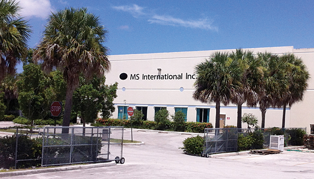 MSI FLORIDA DISTRIBUTION CENTER