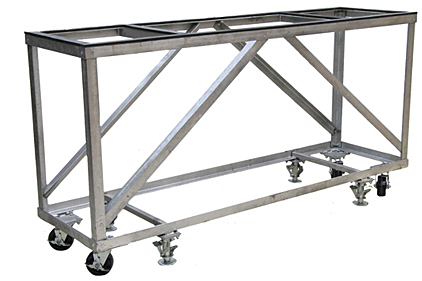 Groves Heavy-Duty Fabrication Table