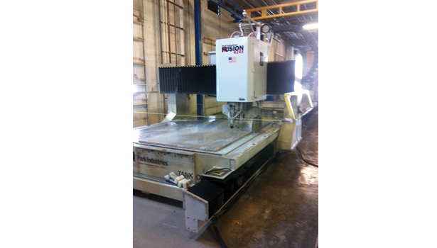 saw/waterjet
