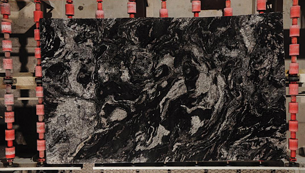 Atacama Black granite