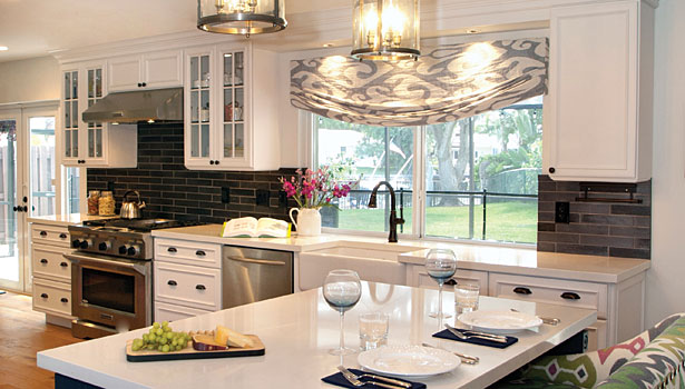 Quartz and white marble remain growing trends of kitchen for Kitchen designs 2015