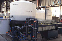 100% Zero-Discharge Water Recycling System