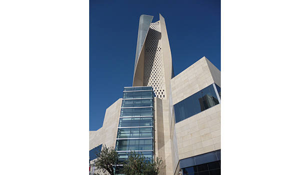 Al Hamra Tower panels