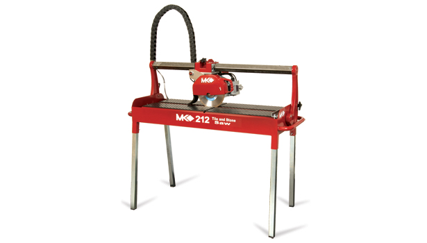 MK Diamond Products Wet Cutting Tile/Stone Saws