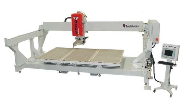 Park Industries Fully Digital CNC Saw