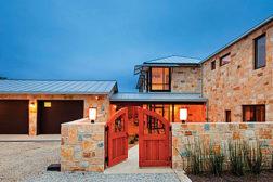 Blanco, TX private residence