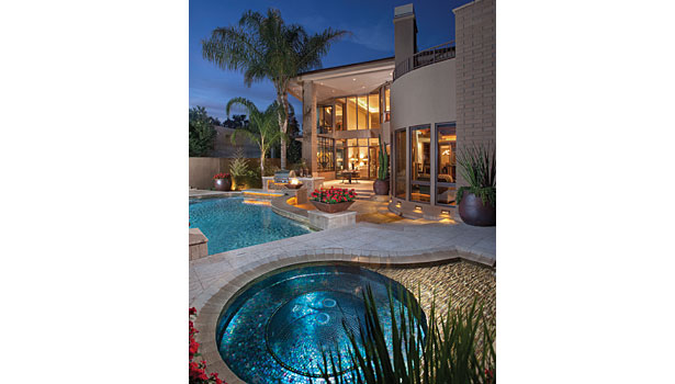 pool and deck in Scottsdale, AZ