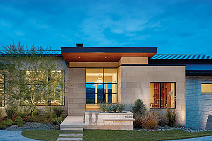 private residence in Austin Texas
