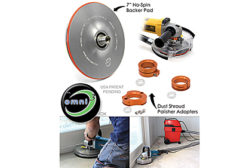 The No-Spin Dry Polishing System
