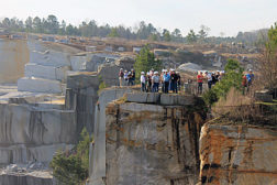 The 2014 Marble Institute of America (MIA) quarry