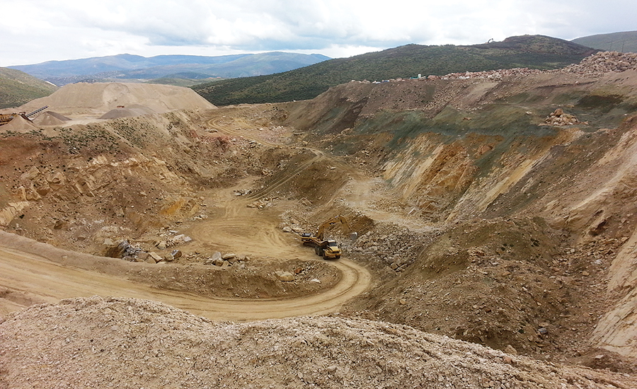 Potential Environmental Impacts of Quarrying Stone in ...