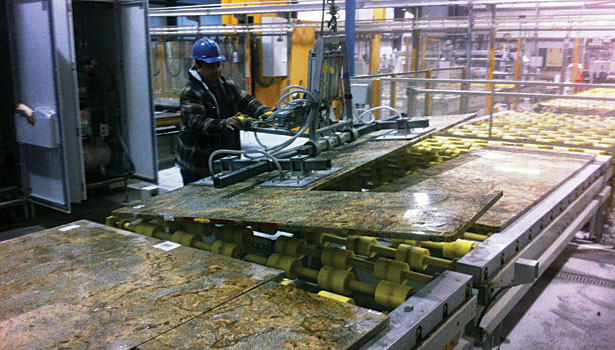 slab conveyors