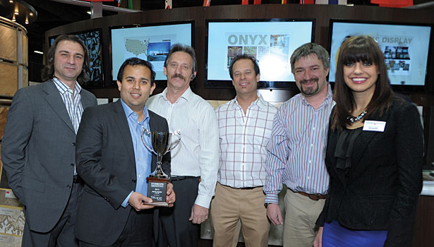 Best of StonExpo/Marmomacc Americas Winners