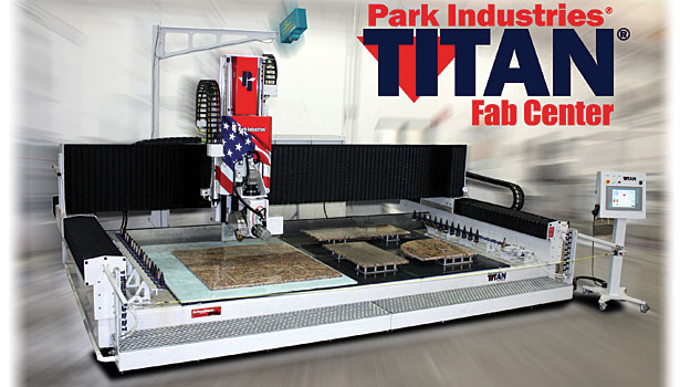 Park Industries Titan CNC Routers