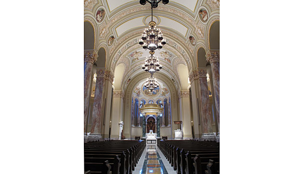 St. Joseph Cathedral renovation