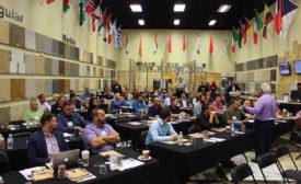 MIA/Stone World Dallas Stone Summit,